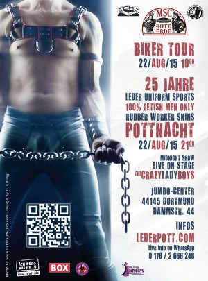 25 Jahre POTT in Dortmund - BOX Magazin